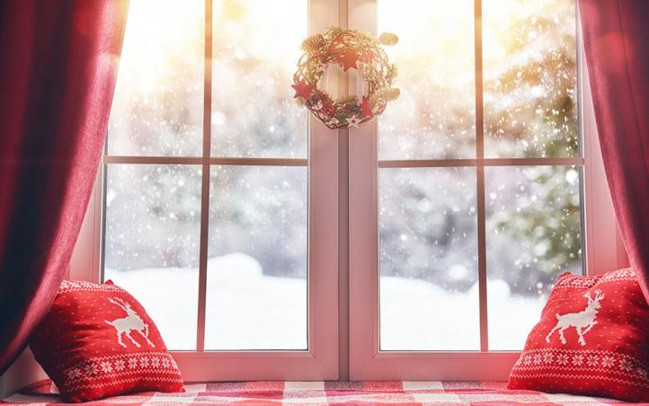 Five ways to decorate your windows this Christmas
