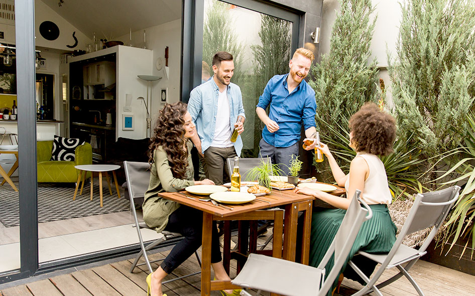 Bbq Season Is Here Impress Your Friends With A New Patio